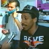 Aircheck Radio Stad Den Haag Dark Raver begin jaren 90