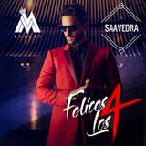 MIX FELICES LOS 4 - DJ Saavedra 2017