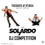 Club Solardo Competition | DJ 3than Entry