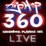 HWPINC HipHop 360 Live Sept 2