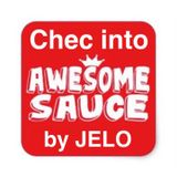Chec into Awesomesauce