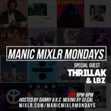 Manic Mixlr Mondays EP: 6