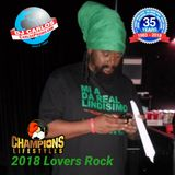Notorious DJ Carlos - Lovers Rock 2018