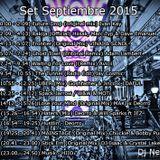 SET Septiembre 2015 - Dj Nez