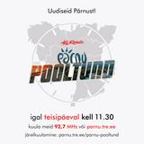 19.05.2020 Pärnu Pooltunnis rääkisime peagi loodavast Pärnu Kunstide Koolist