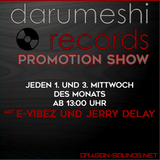 DMR Promo Show von E-Vibez & Jerry Delay bei Dragon-Sounds.net am 05.09.2018