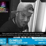 #SUNDAYSOULSHOW_@LoveDJMello_UnityRadioRNB_ChristmasEveMix_pt2