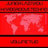 Junior Lazarou HardGroove Techno Volume Two