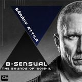 Bárány Attila - B-Sensual - The Sounds Of 2018 II.