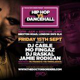 Jamie Rodgian: Hip-Hop vs Dancehall