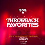 DJ FESTA 254 THROWBACK FAVORITES