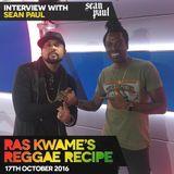 #ReggaeRecipe - Sean Paul Interview 17/10/16