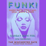 Funk! at The Gate (February 2016) (pt. 1)