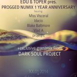 Progged Numix 1 Year Anniversary - Part 1 with Blake Baltimore -di.fm-