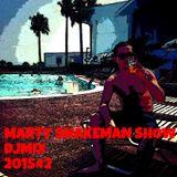 MARTY SNAKEMAN SHOW DJMIX 2015#2