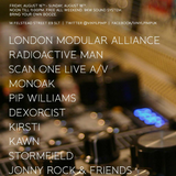 RIDDIM'N'BRUISE : Hackney Wicked - Dexocist, Monoak, Kirsti Weir, Stormfield - Sept 2013