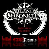 120 dB Avril 2016 avec OMNIUM GATHERUM, DEVILSKIN…, Interview du mois : ATLANTIS CHRONICLES.