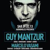 Guy Mantzur - Live at Voodoo Motel, Buenos Aires, Argentina (09-02-2013)