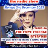 THE JOHNNY NORMAL RADIO SHOW 29 - 2ND DECEMBER 2013