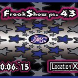 Bass-Breaker (House WarmUp) - Live at FreakShow pt. 43 (20.06.2015 @ Clubhaus / Kaufungen)