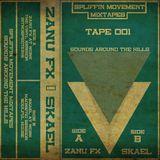 Mixtape 001 [SIDE-A] ZanuFx - Introspections