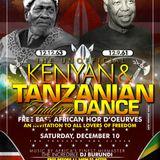 Kenya - Tanzanian IndepenDANCE Miix 2011