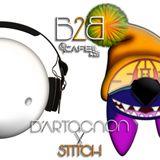 B2B live at The Brick House, Houma 11/13