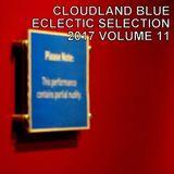 Cloudland Blue Eclectic Selection 2017 Vol 11