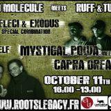 Sunday Special - DUB MOLECULE meets RUFF & TUFF plus MYSTICAL POWA & CAPRA DREAD