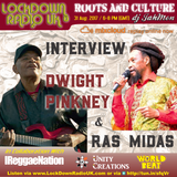 Legendary Jamaican guitarist Dwight Pinkney on The Roots & Culture Show