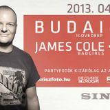 DJ Budai Live @ Sing Sing Music Hall, Szeged 2013.04.13.