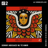 Sonny Abegaze w/ Te'Amir - 4th October 2018