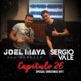 CAPÍTULO 26_JOEL MAYA invites SÉRGIO VALE_CHRISTMAS GIFT