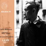 Toshio Matsuura live from LAND Seafood // 20-11-2017