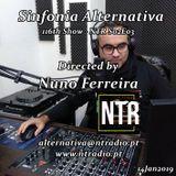 Sinfonia Alternativa 116th Show - NTR S02E03 - www.ntradio.pt - 14Jan2019