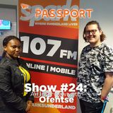 The Passport #24 - An Interview with Ofentse from South Africa
