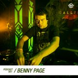 001 - BENNY PAGE - Totaal Rez Podcast