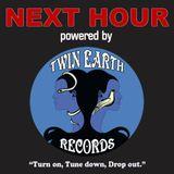 TWIN EARTH RECORDS Hour @ Caleidoscópio Radio - 11 Sept. 2017