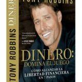 Audiolibro de libertad financiera - DOMINA EL JUEGO DEL DINERO DE TONY ROBBINS - 3/5