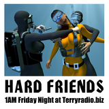 HARD FRIENDS #8 2016-05-27