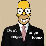 Don´t forget to go home (part 1)
