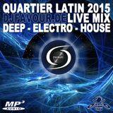 Quartier Latin Frankfurt 2015 Live Mix
