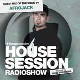 Housesession Radioshow #1161 feat. Afrojack (20.03.2020)