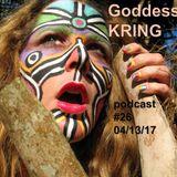 Podcast #26 Goddess KRING
