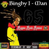 Reggae Roots Revival  nbr 65 with Binghy iman pon di control