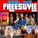 ♬ FREESTYLE LIVE.... JOM'S DAY ♬