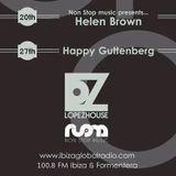 Helen Brown Podcast NonStopMusic on IBIZAGLOBALRADIO DeeporDie LOPEZHOUSE