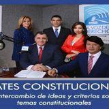 DEBATES CONSTITUCIONALES  ¿ Derecho al sufragio para la fuerza pública?