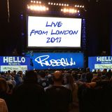 DJ STARTING FROM SCRATCH & SPINBAD - LIVE FROM LONDON w RUSSELL PETERS 2013