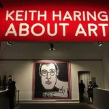 TSC feat Luca Spina - Keith Haring after show